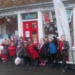Class 1 visit to Corbridge Bookshop