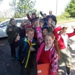 Juniors trip to the NSA Sheep Show 7th June