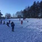 SNOW! 1st December
